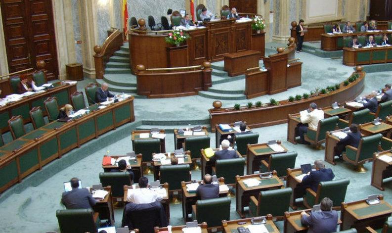 Senatorii interzic Fiscului să execute silit conturile de campanie ale partidelor