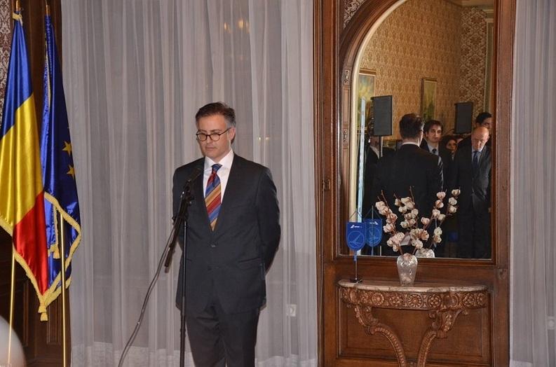 Ștefan Tinca a fost retras din postul de ambasador în Belgia