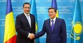 Fosta comunicatoare a lui Ponta de la semnarea memorandumului cu Rompetrol, numită de KMG International director de PR