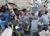 Guvernul acordă ajutoare financiare rudelor românilor afectați de cutremurul din Italia și îi despăgubește pe cei cu case afectate