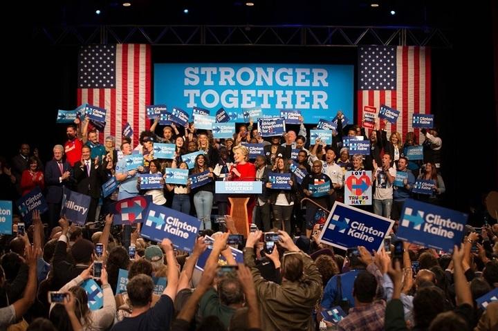 Șansele lui Hillary Clinton de a câștiga alegerile au crescut la casele de pariuri online, după prima dezbatere cu Trump