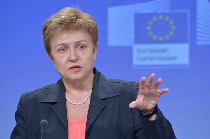 Comisarul Kristalina Gheorghieva demisionează din Comisia Europeană și pleacă la Banca Mondială