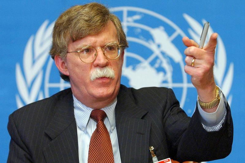 John Bolton, la Moscova pentru explicații cu privire la retragerea SUA din Tratatul INF