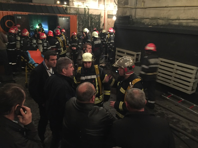 Tragedie în Capitală: zeci de morți și peste 150 de răniți într-un club