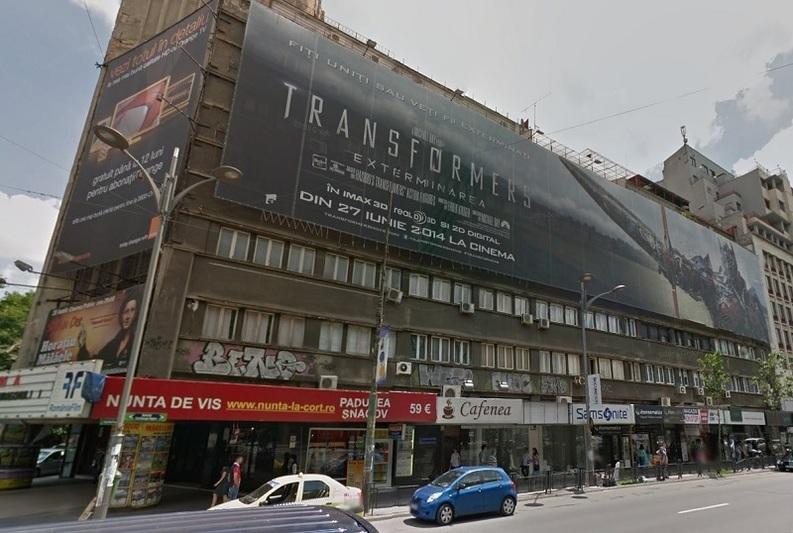 Cinematograful Patria, loc emblematic pentru București din 1935, a fost închis pe termen nelimitat
