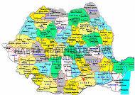 Se schimbă harta României! Ce se întâmplă cu toate localitățile