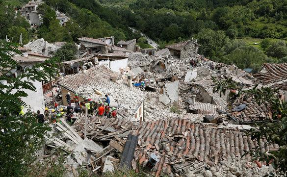 MAE confirmă moartea altor doi cetățeni români în cutremurul din Italia, numărul victimelor a ajuns la zece