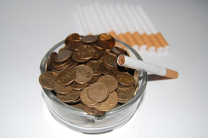 Traficul cu țigări a scăzut sub media ultimilor cinci ani