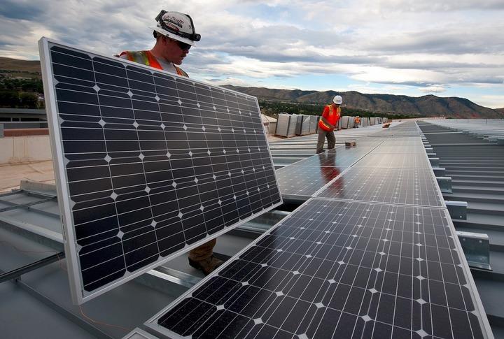 Doar 1% dintre români folosesc energia solară pentru încălzirea casei
