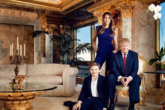 FOTO Unde a locuit până acum Donald Trump și cum arată camerele Casei Albe