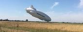 VIDEO&FOTO Dirijabilul Airlander 10, cea mai mare aeronavă din lume, s-a prăbușit