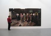 Un tablou de Adrian Ghenie cu un nume folosit de o televiziune va fi vândut la Londra pornind de la 1 milion lire sterline