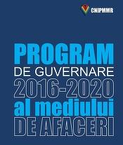 Programul de Guvernare al Mediului de Afaceri: Înființarea Ministerului Antreprenoriatului și Turismului, protejarea investitorilor români, un sistem fiscal atractiv