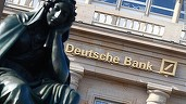 Acțiunile europene scad puternic, trase în jos de Deutsche Bank