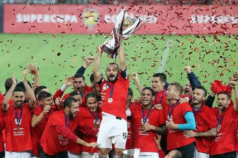 Profit din fotbal și în România: Bani frumoși încasați de Astra și Steaua în cupele europene