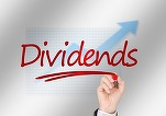 FINANCE determines the method of accounting dividends divided quarterly and the format of the interim financial statements