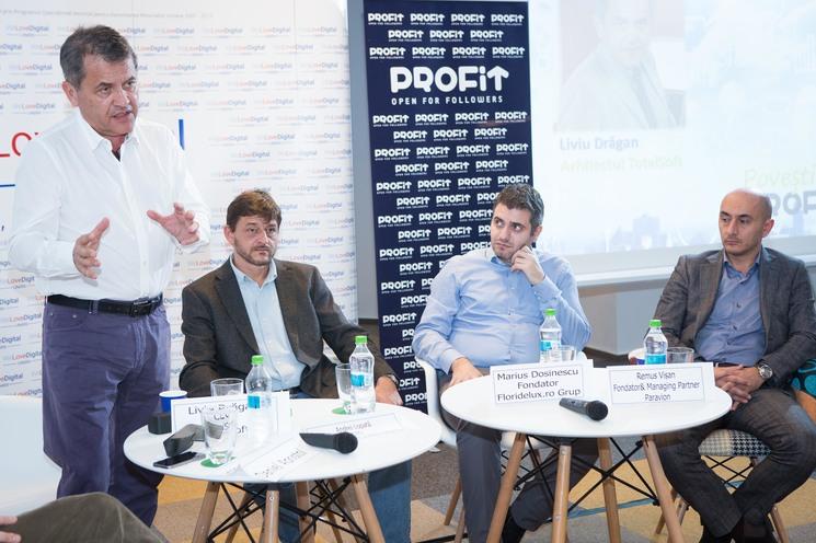 POVEȘTI CU PROFIT | Antreprenoriat digital.Cum poți transforma o idee într-un business profitabil?