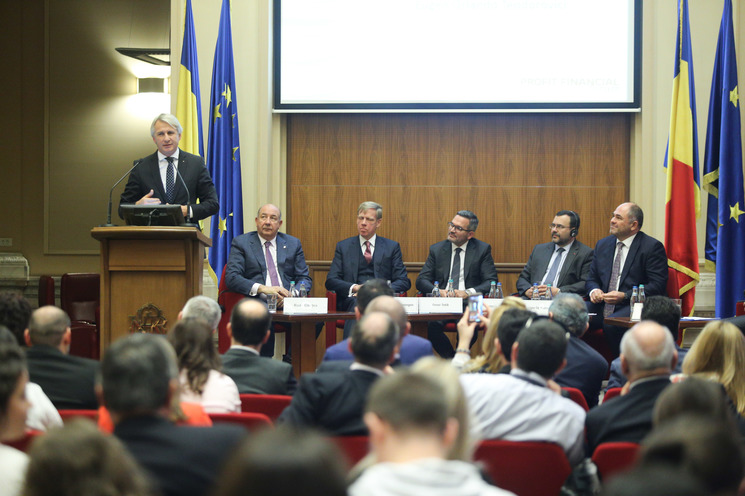 Profit Financial.forum - Impactul reglementărilor asupra piețelor financiare