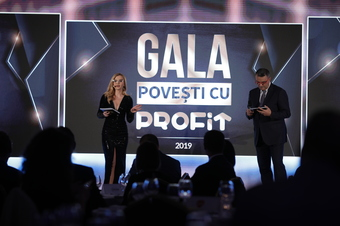 GALA Povești cu Profit...made in Romania