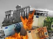 Miniștrii de Finanțe din Zona euro au deblocat o nouă tranșă de bani pentru Grecia, de 10,3 miliarde euro