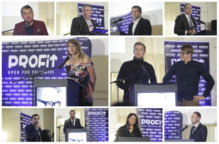 FOTO Profit.ro a premiat antreprenori de succes și manageri de top români, la Gala Povești cu Profit Made în România