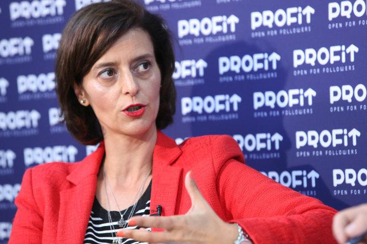 Andreea Roșca a vorbit la Profit LIVE despre noul său proiect