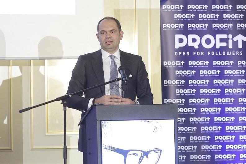 Gala Povești cu Profit Made în România: Robert Redeleanu, CEO UPC - Pentru clienți, îi fac pe angajați fericiți. I-am dus pe Masivul Kilimanjaro