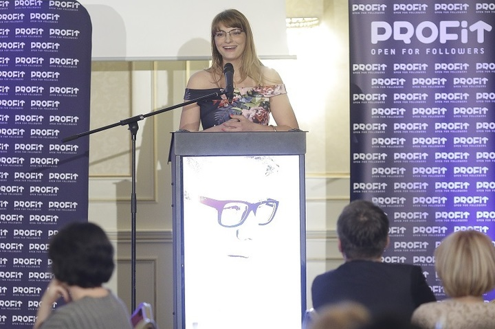 Gala Povești cu Profit Made în România: Monica Cadogan, Fondator Vivre - Avem o obsesie pentru a face lucrurile mai bine indiferent de cum sunt făcute atunci, mulțumesc colegilor că mă suportă