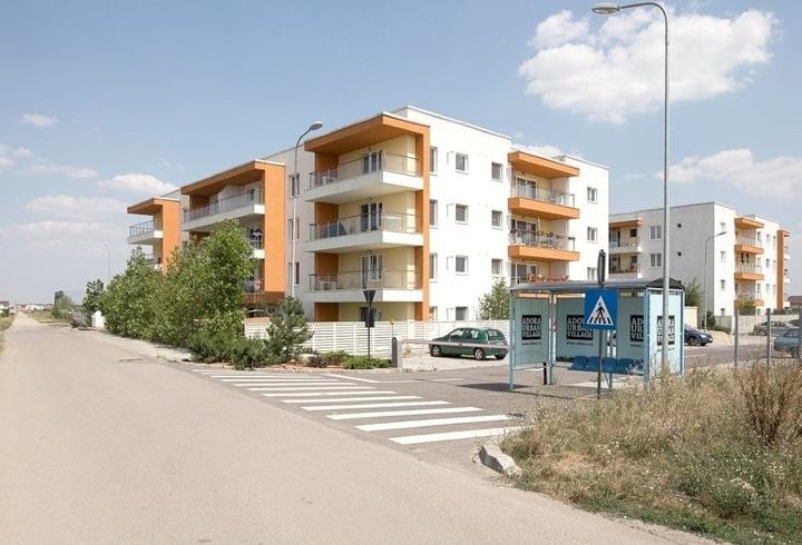 Numărul de locuințe terminate a crescut cu 19% în primele nouă luni, la aproape 37.000