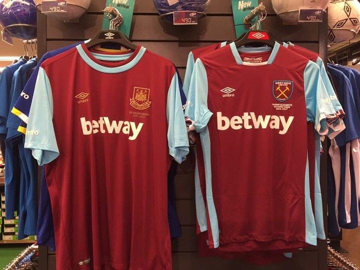 Firmele de pariuri, predominante pe tricourile jucătorilor din Premier League