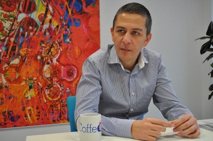 Iulian Stanciu, antreprenorul cu o singură viteză: maximă