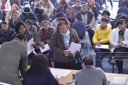 ANOFM: Peste 410.000 de şomeri, în luna mai, rata şomajului a fost 4,61 la sută