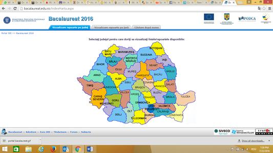 Site-ul pe care au fost afişate rezultatele la Evaluarea Naţională şi la Bacalaureat, accesat de 12 milioane de ori în iulie