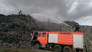 Garda de Mediu va monitoriza în timp real emisiile instalaţiei de ardere la temperaturi înalte a depozitului de deşeuri din Sectorul 1