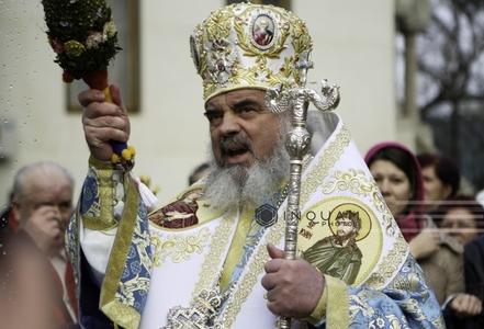Ambasadorul Rusiei la Bucureşti, Valery Kuzmin, primit de Patriarhul Daniel