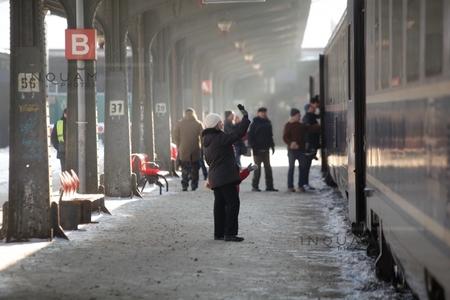 Elevii şi studenţii cu drept de vot vor beneficia de transport gratuit pe calea ferată în 8-12 decembrie