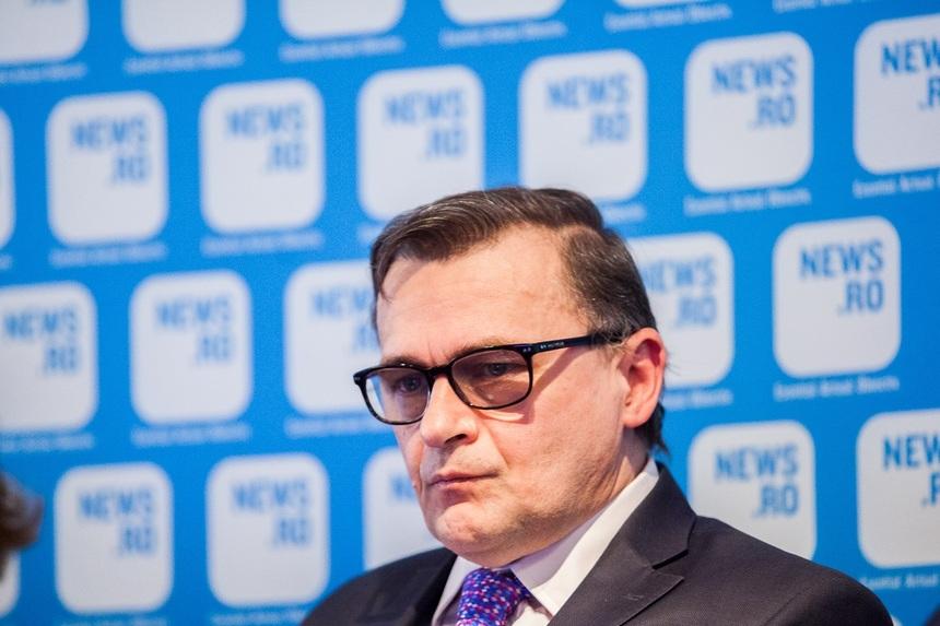 CONFERINŢA NEWS.RO: Secretar de stat în Ministerul Muncii - În momentul de faţă, în România avem 276 de ucenici. Este un număr ridicol de mic