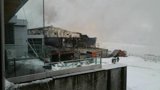 Avocat club Bamboo: Incendiul a fost pus de persoane din afara clubului, în zona fostei săli de fitness