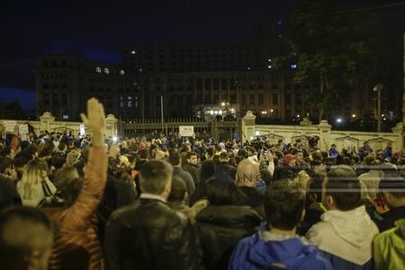 Iniţiativa România a depus plângere penală împotriva lui Diaconu şi Ghiţă pentru reacţiile PRU la protestul faţă de Oprea