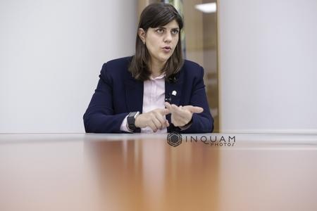Kovesi: În cazul Oprea, după demisie, poate fi cerut avizul preşedintelui. O situaţie similară a fost la Miron Mitrea