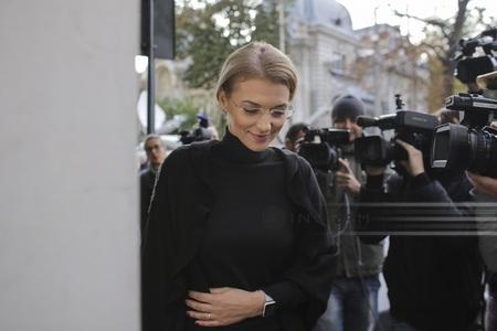 Gorghiu, la ICCJ pentru a fi audiată în dosarul lui Vlasov: Statutul de martor este normal într-o democraţie. Voi răspunde la toate întrebările instanţei