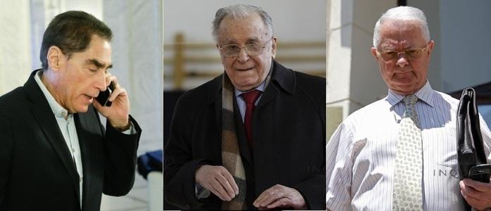 Dosarul Mineriadei: Ion Iliescu, Petre Roman, Virgil Măgureanu, Voican Voiculescu, inculpaţi pentru infracţiuni contra umanităţii. VIDEO