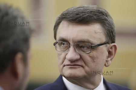 Victor Ciorbea, audiat la Parchetul instanţei supreme în calitate de martor în dosarul Mineriadei