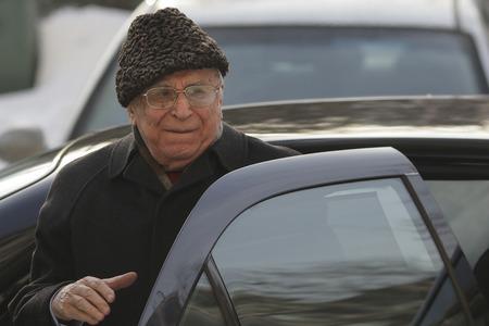 Fostul preşedinte Ion Iliescu, audiat în dosarul Mineriadei, în care este acuzat de infracţiuni contra umanităţii