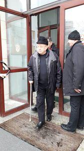 """""""Cico"""" Dumitrescu: M-au băgat în dosarul Mineriadei că au vrut să mă bage, nu am fost acolo. Eu spun că Iliescu nu este vinovat. De ce nu îi întreabă pe cei care au dat foc la clădirea Poliţiei?"""