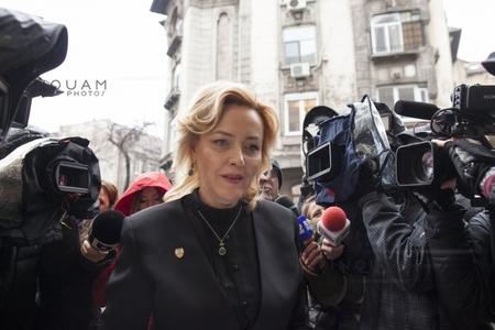 Ministrul Afacerilor Interne, Carmen Dan, audiată la DNA