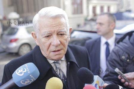 Ministrul de Externe, Teodor Meleşcanu, audiat la DNA în dosarul privind OUG 13. UPDATE