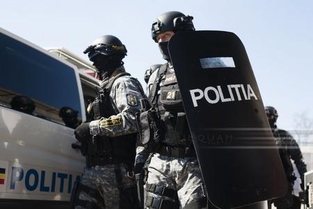 Principalii suspecţi în cazul jafului de la Mănăstirea Pasărea, trei bărbaţi şi o femeie, au fost reţinuţi de IPJ Ilfov