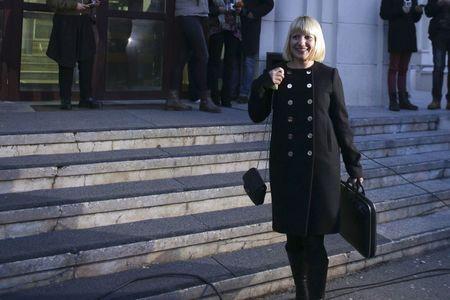 Camelia Bogdan după audierea în cazul dezvăluirilor lui Sebastian Ghiţă: Nu am nicio legătură cu acele înregistrări