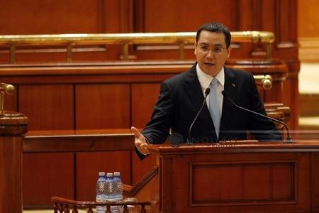 Ponta: Dezastrul administrativ generat de întreruperea SEAP este cel mai întemeiat motiv pentru o moţiune de cenzură